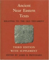 Ancient Near Eastern Text Relating to the Old Testament