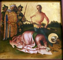 Beheading of St. Paul
