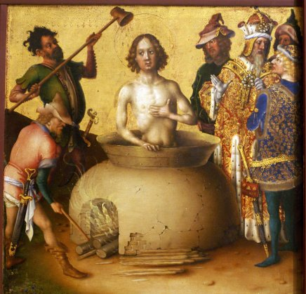 Martyrdom of Evangelist John