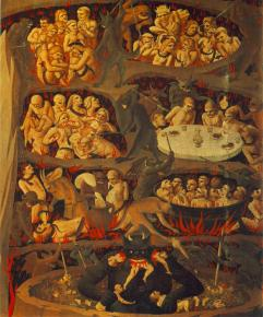 Frangelico Last Judgment