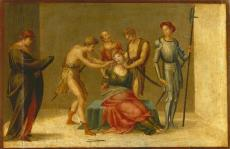 The Martyrdom of St. Apollonia