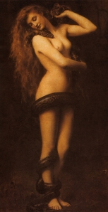 Lilith by John Collier (1892)