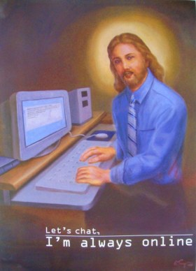 lets-chat-im-always-online-jesus