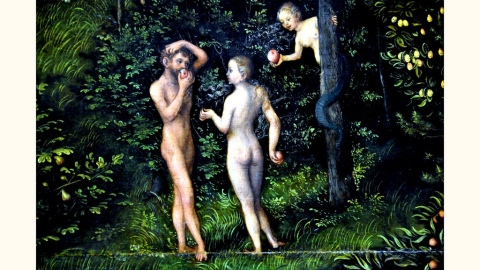Lucas Cranach the Elder, Paradise