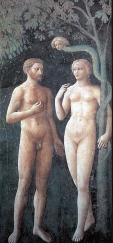 Masolino_Adam_and_Eve_from_the_Brancacci_Chapel_Florence
