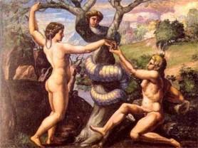 Raphael, Le Peche Originel