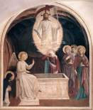 Resurrection of Christ and Women at the Tomb by Fra Angelico