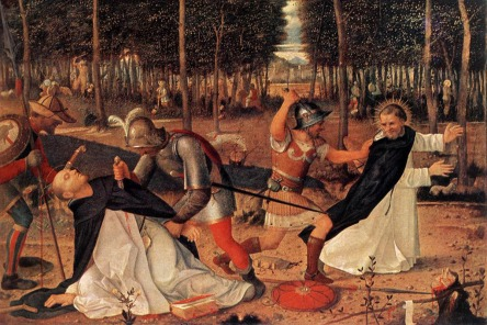 Bellini, Murder of St Peter Martyr 1509.jpg