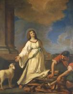 St-Agnes-on-the-Pyre-xx-Guercino